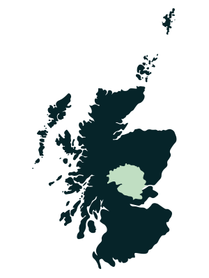 Perthshire Map